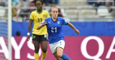 Calcio – Mondiale femminile, l'Italia verso gli ottavi