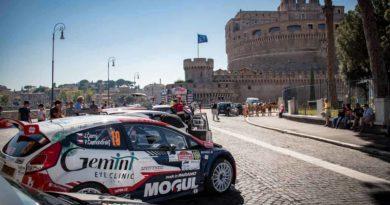 Il 7° Rally di Roma Capitale accende i motori