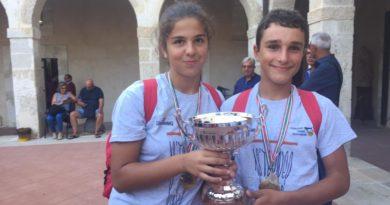 Basket – Il pattese Sergio Doria premiato al Torneo delle Province