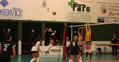 Volley CFB – La Saracena pronta all'esordio casalingo
