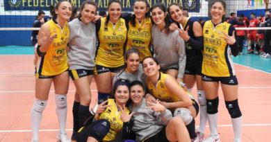 Volley CFB – Il Nizza batte il Sant'Agata, la Saracena ritrova la vittoria