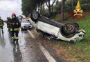 Villafranca – Sorpreso a trasportare droga dopo incidente autonomo sulla A20. Arrestato