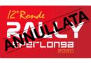 Rally di Sperlonga 2020 – Gara annullata