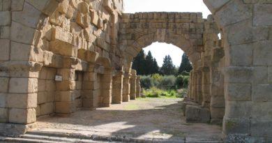 Tindari – Interventi di efficientamento energetico al parco archeologico