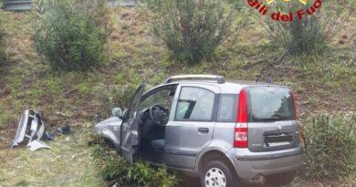 A20 – Incidente nei pressi di Brolo