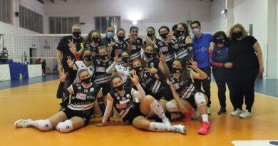 Volley CF – La Saracena accede ai playoff promozione