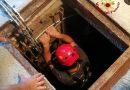 Itala (Me) – I vigili dl fuoco salvano persona caduta dentro ad un pozzo